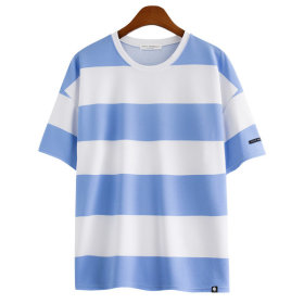 LIVERPOOL overfit Striped T-shirts / GT-3146