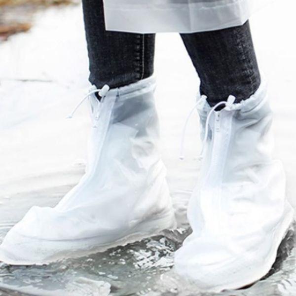 갓샵 신발방수커버 비오는날 비닐 장화 상품이미지