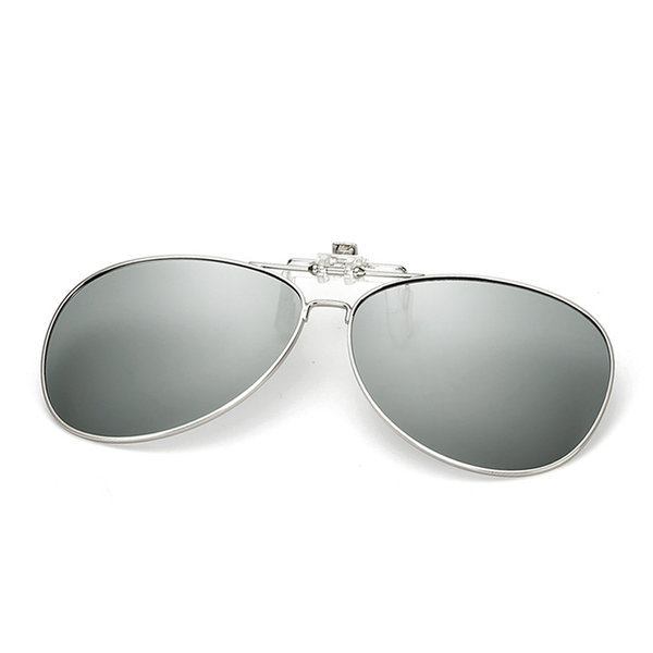 변색 편광 클립선글라스 안경 클립썬글라스 P3009C 상품이미지