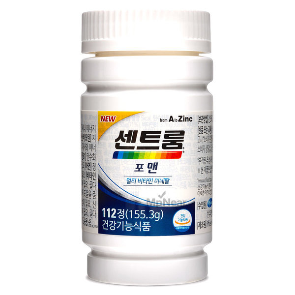 멀티비타민 포맨 112정 상품이미지