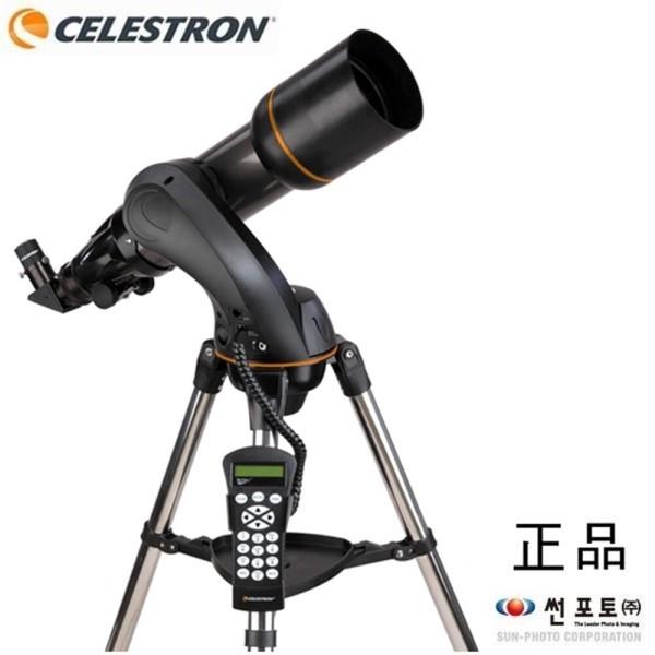 썬포토정품 NEXSTAR 102 SLT/굴절망원경/경위대식 상품이미지