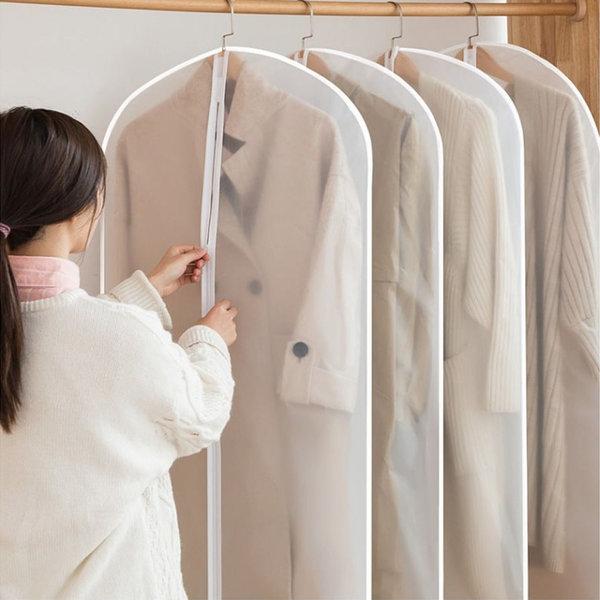 방수습기옷커버 L사이즈 옷커버 방수커버 옷걸이 상품이미지