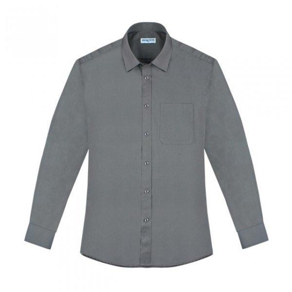 일반)진그레이 솔리드셔츠 MS04 상품이미지