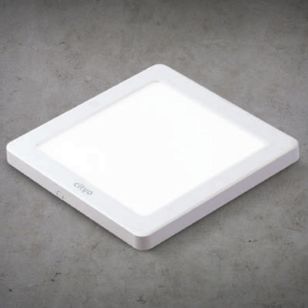 씨티 LED 엣지 사각 직부등 8인치 21W (주광색) 상품이미지
