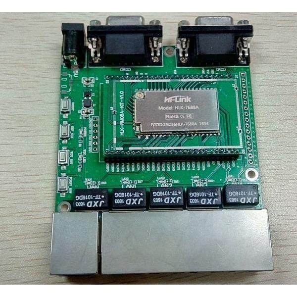 와이파이 모듈 HLK-7688A startkit (재입고) 상품이미지