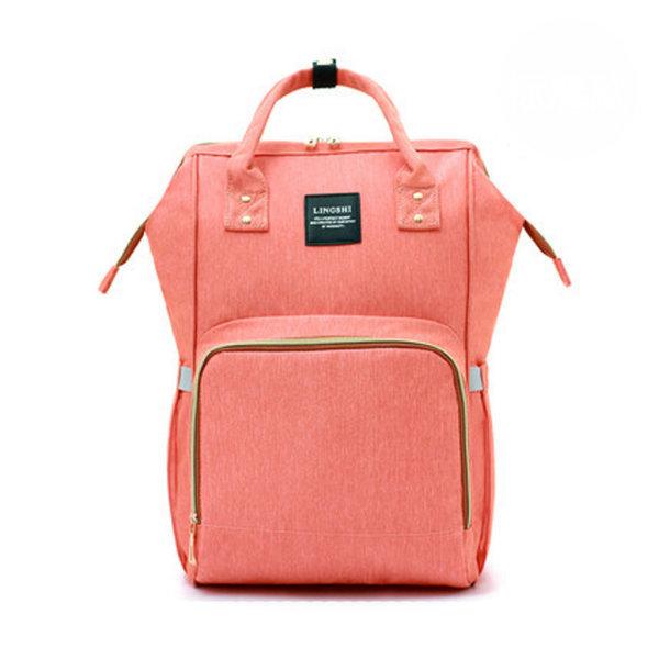 기저귀가방 보온보냉백팩 보온파우치 (A형-핑크) 상품이미지