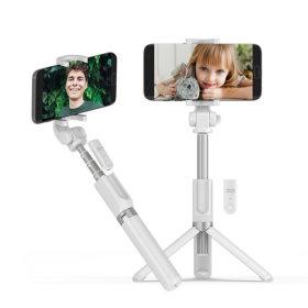 스마트폰 무선 셀카봉 삼각대 욜로 WT300 화이트