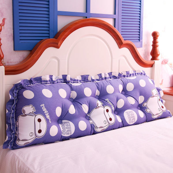 헤드쿠션 침대 삼각등받이롱 (날개형140CM빅히어로) 상품이미지