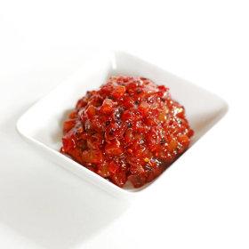비빔오징어젓갈 1kg 국내산 광천젓갈 반찬 김치 젓갈