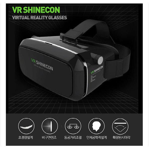 프리미엄 VR SHINECON/가상현실/3D영상/가상현실기어 상품이미지