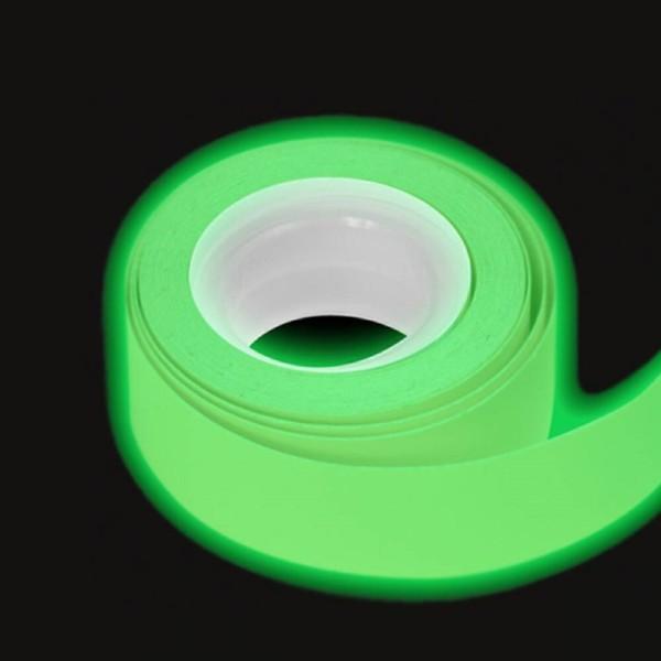 형광색 야광 테이프 축광 테이프 50mm x 10M 상품이미지
