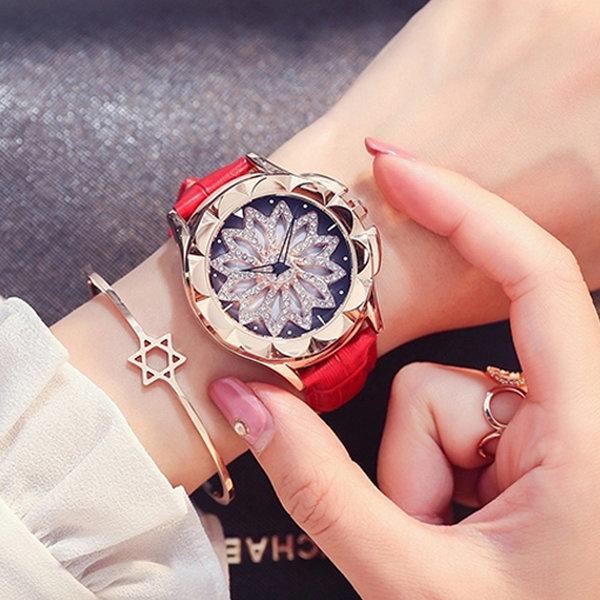 시계 워치 여성 패션 메탈 전자 선물 (C 스타일) 상품이미지