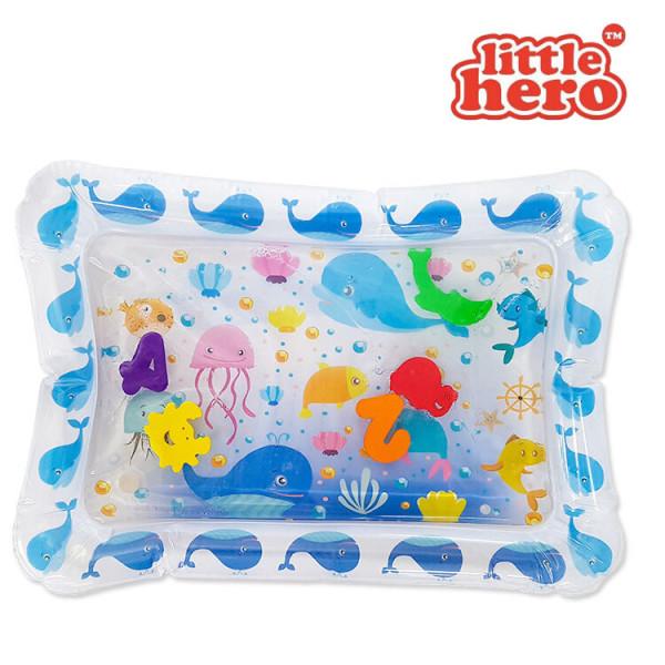 리틀히어로 워터매트 감각놀이 아기 호기심 장난감 상품이미지