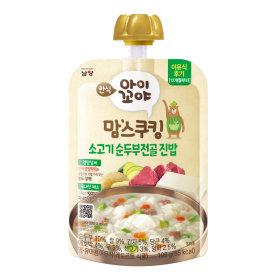 (2+1)남양유업_맘스쿠킹순두부찌개 12개월 _100G