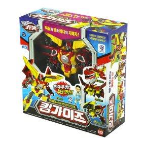 (초이락컨텐츠팩토리) 헬로카봇 킹가이즈 로봇 장난감 완구 완구 장난감