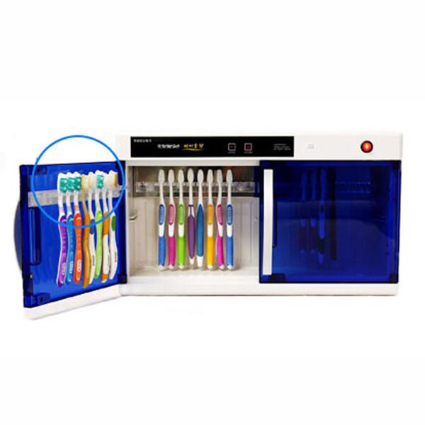 금호 자외선 칫솔 살균기 소독기 KD-8100 (24인용) 상품이미지