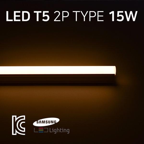 LED T5 15W 전구색 LED형광등 LED조명 무드등간접조명 상품이미지