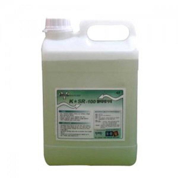유리물때제거제/SR-100/소용량 상품이미지