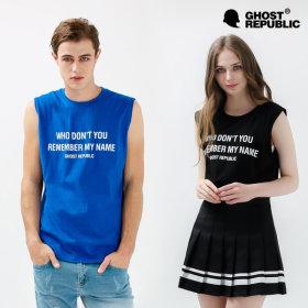 Retro/Sleeveless/T-Shirts/Sleeveless T-Shirt/GN-3N02