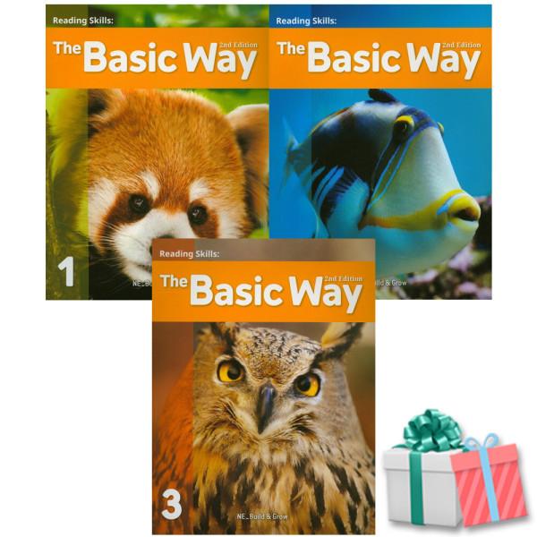 The Basic way (2/E) 1~ 3단계 / 전3권+휴대폰거치대증정 상품이미지