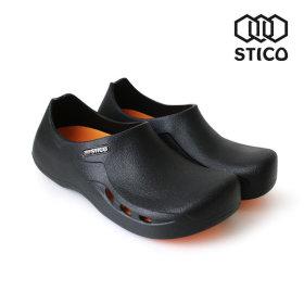 스티코 NEC-03H 260mm 블랙 미끄럼방지 논슬립 주방화