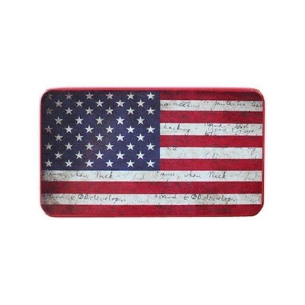 당일출고 틴박스 - 미국 소품 정리 박스 스틸 정리 용 상품이미지