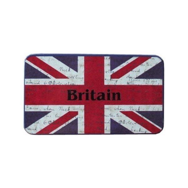 당일출고 틴박스-영국 소품 정리 박스 스틸 정리 용품 상품이미지