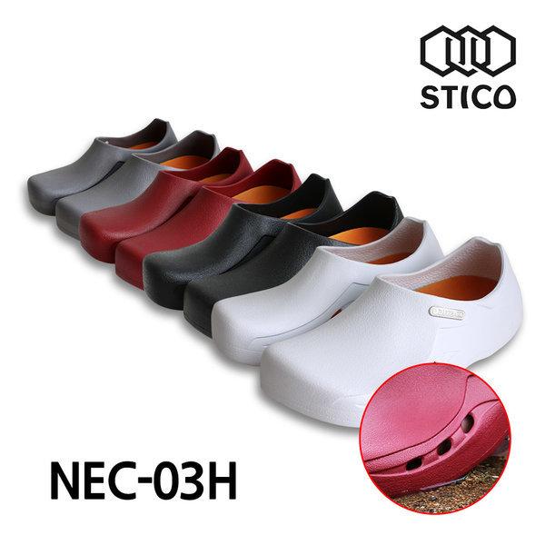 스티코 미끄럼방지 신발 안전화/주방화/낚시화 NEC03H 상품이미지
