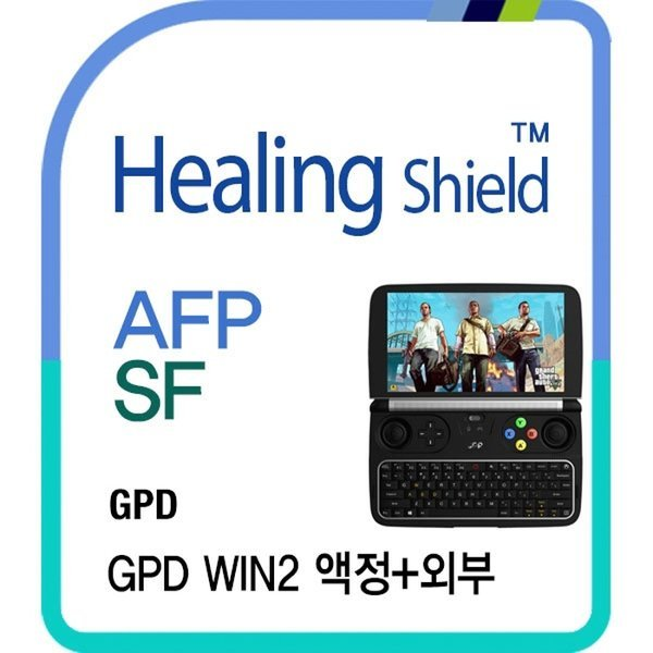 GPD GPD WIN2 올레포빅 액정보호필름 1매+매트 외부 상품이미지