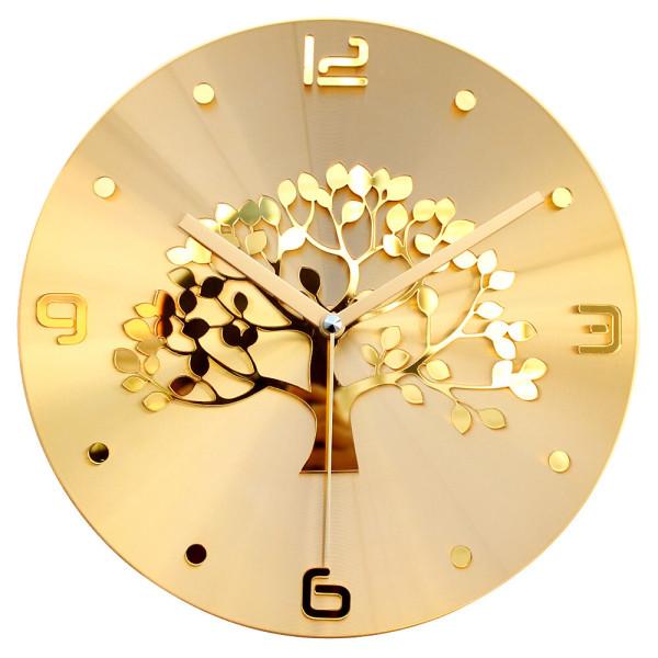 황금나무 골드 인테리어 벽시계 (특별한시계 Big세일) 상품이미지