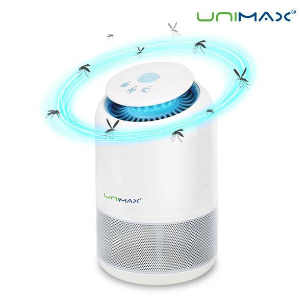 (현대Hmall)유니맥스 포충기 UMB-501W 흡입식 벌레퇴치기 해충퇴치기 포춘기 상품이미지