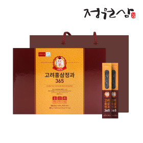 365/100%/Made In Korea/Red Ginseng