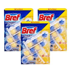 파워액티브 변기세정제 레몬향 9개/화장실청소 방향제
