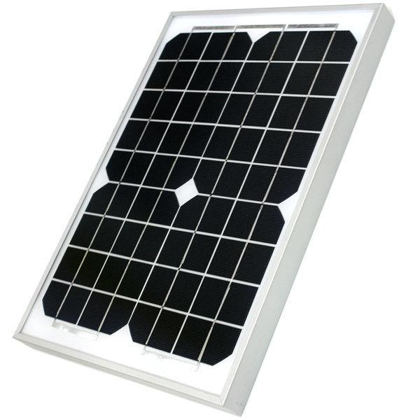 태양광 모듈 10W 태양전지 태양열 집열판 충전 패널 상품이미지