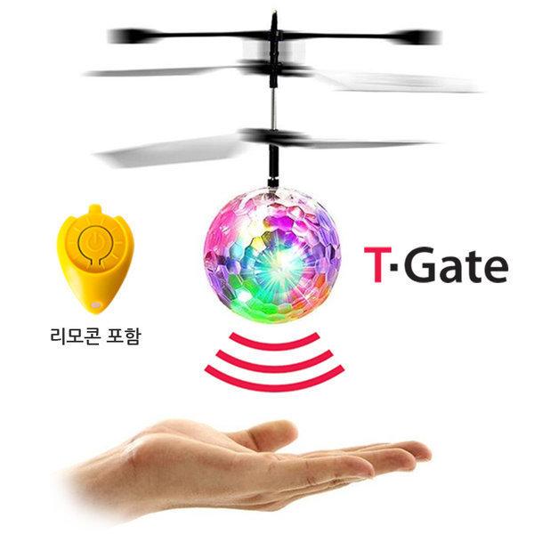 손대면 날아오르는 플라잉볼 미니헬기/미니드론 상품이미지