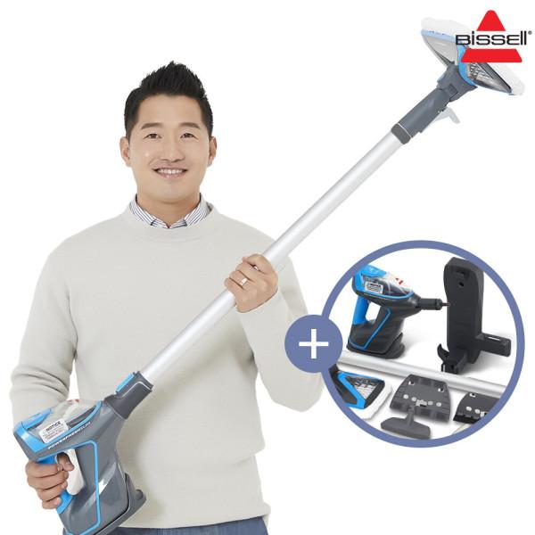 미국 1위 브랜드 BISSELL 비쎌 슬림 스팀청소기 상품이미지