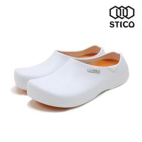 스티코 NEC-03 250mm 흰색 미끄럼방지 논슬립 조리화