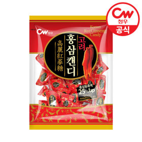 300g/Sweets/Biscuit/Snack/Korean Red Ginseng Candy