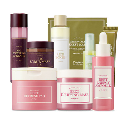 25%Off/IM FROM Skincare Collection/Free gift