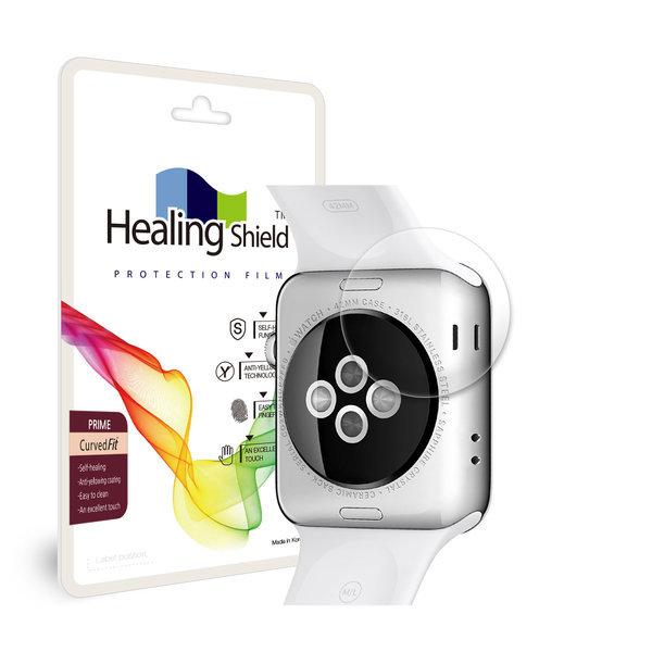 애플워치3 LTE 42mm 심박센서 고광택 액정보호필름3매 상품이미지