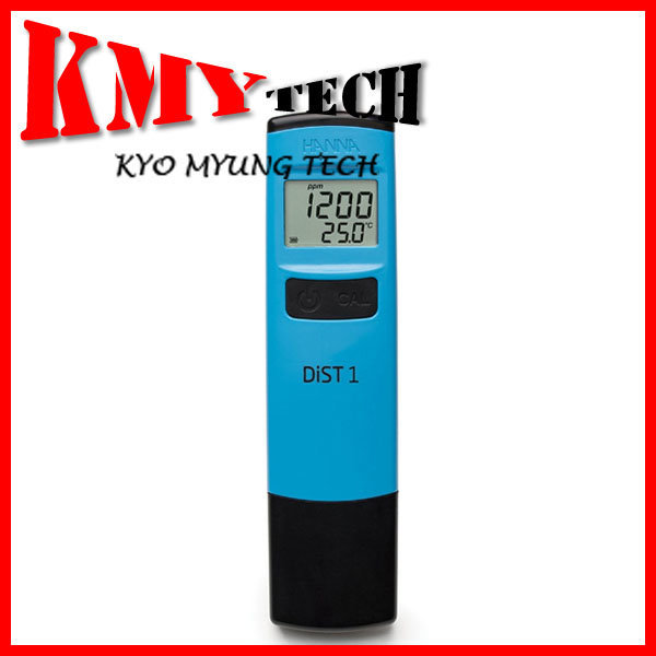 포켓용TDS METER  HI98301 TDS 온도동시측정 수질측정 상품이미지
