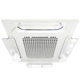 에어컨트롤러 천장형 에어컨바람막이 4way (낱개1개)