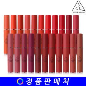 쓰리씨이 벨벳 립 틴트 4g (velvet lip tint)