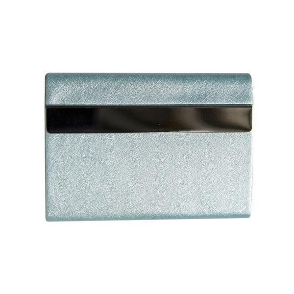 VIC양면 명함케이스-스카이블루/명함집/명함지갑 상품이미지