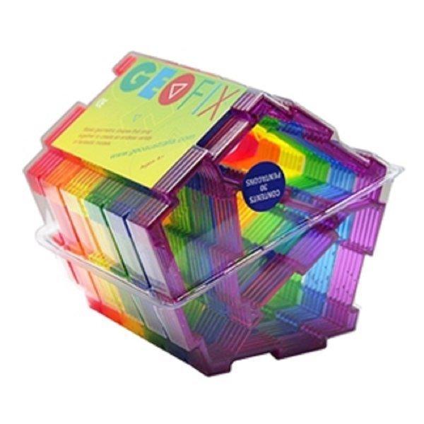 (수학사랑)지오픽스 삼각형 + 오각형 (30개) 상품이미지