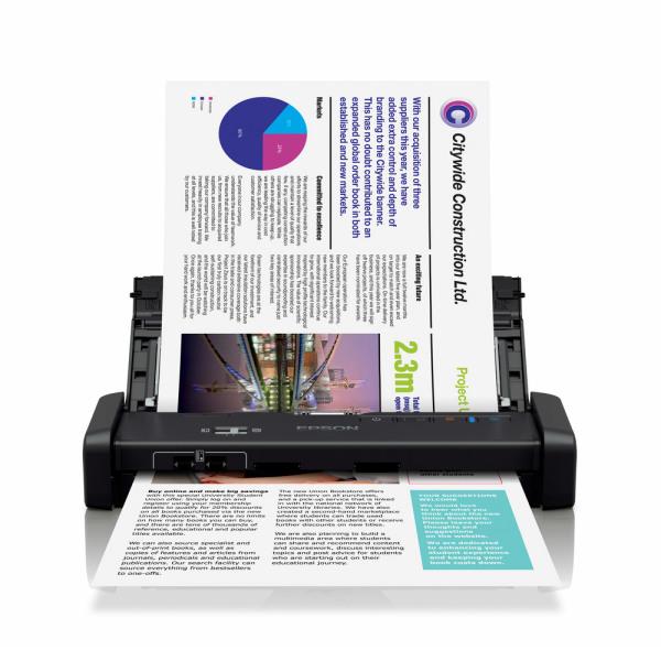 엡손 DS-310 휴대용스캐너 휴대용파우치증정 상품이미지