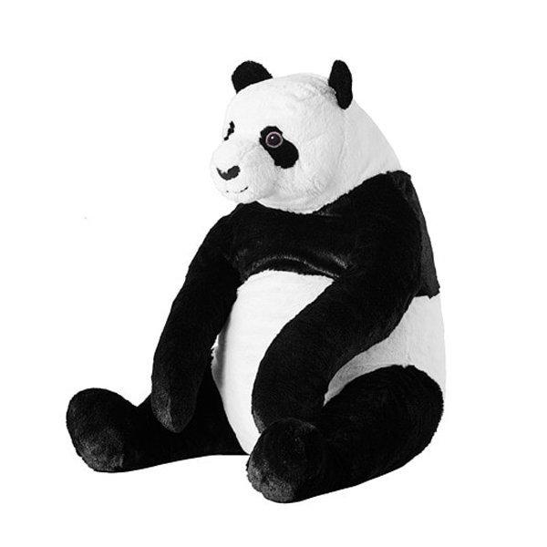 DJUNGELSKOG 팬더곰 곰돌이 대형곰인형 곰 704.028.43 상품이미지