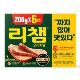 (전단상품)동원_리챔_200Gx6