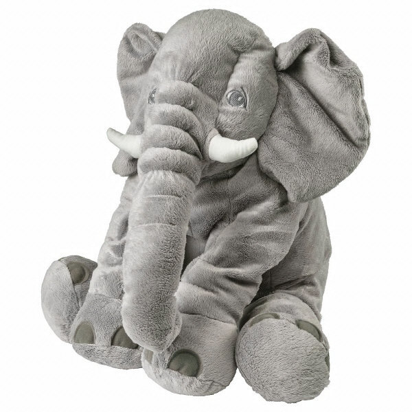 JATTESTOR 코끼리 애착인형 코끼리인형 503.735.92 상품이미지