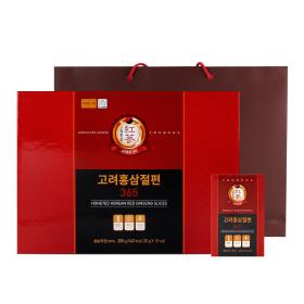 Korean Red Ginseng Slices 365 1 Box Korean Red Ginseng